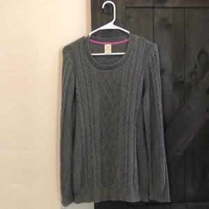 Faded Glory sweater which is a size XL(16-18)